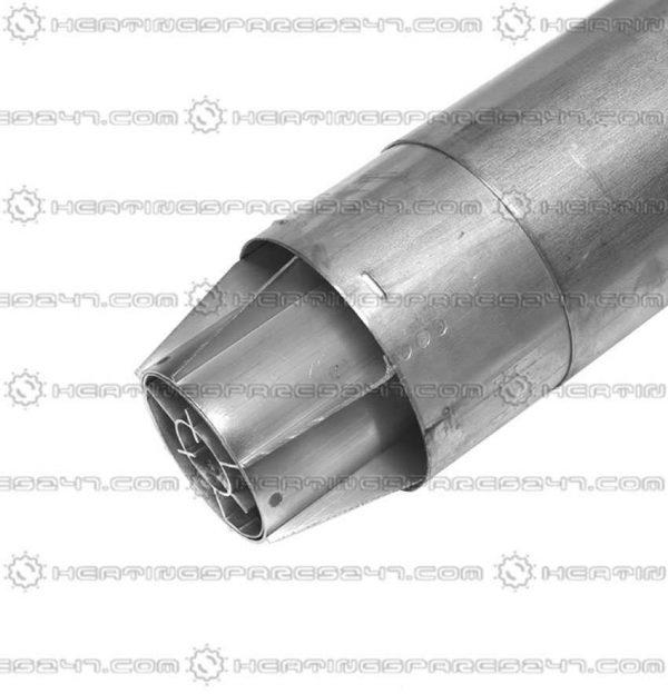 Main 600mm Telescopic Horizontal Flue Assembly 430184