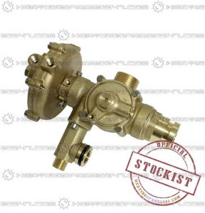 Main Combi Hydraulic Outlet Assembly 7224344