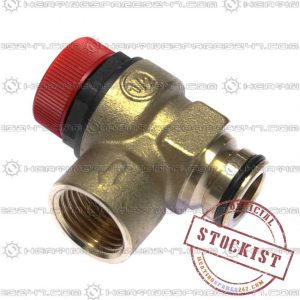 Main Combi (PRV) Safety Valve - 3 BAR  248056