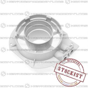 Main Flue Adaptor HE (No Seals) 5112369