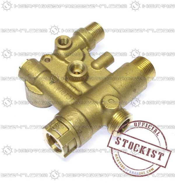 Potterton 3 Way Assembly Without Bypass 7224764