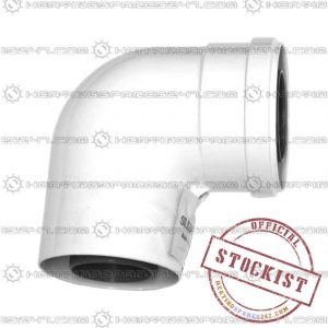 Potterton 93 Deg Elbow 5111075