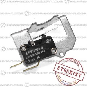 Potterton Microswitch Assembly 248067