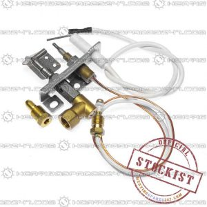 Potterton Pilot Burner Assembly 960/1433