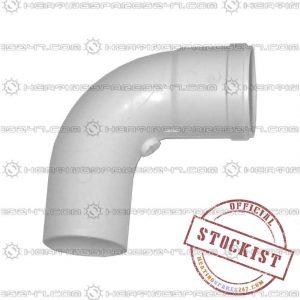 Potterton Plume Kit 93 Deg Elbow 5121369