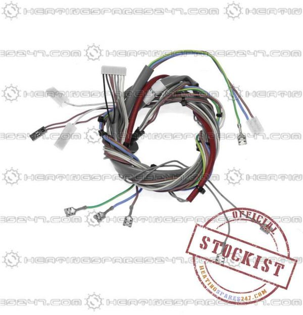 Procombi Combustion - Fan Cable 10027559