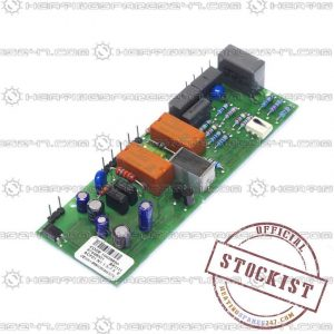 Procombi Flame Control Ignition Module (PCB) 10028890