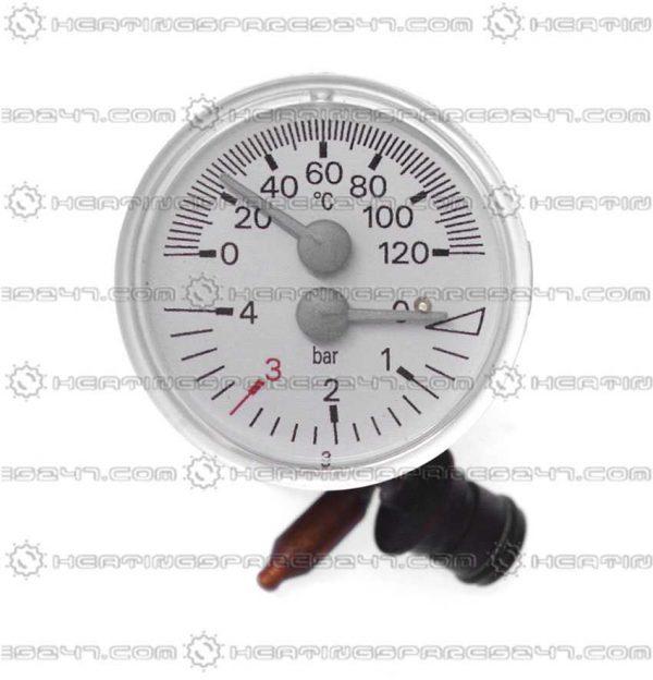 Procombi Thermo Pressure Gauge 10026050