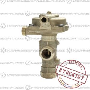 Ravenheat 3 Way Valve - LS80/LS100  0008VAL09010/0