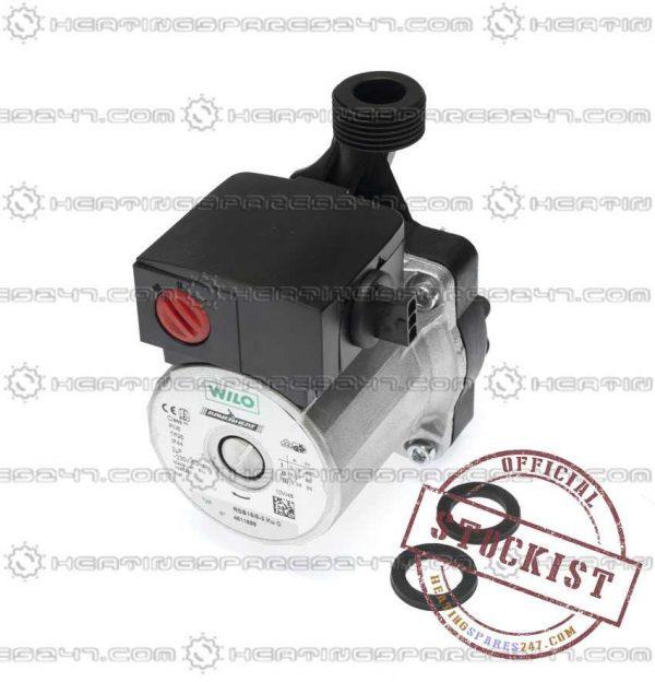 Ravenheat 5 Meter Pump- LS80/LS100  0009CIR09011/0
