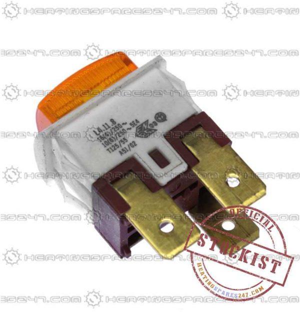 Ravenheat Flame Failure Switch 0012PUL09005/0