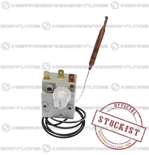 Ravenheat Overheat Thermostat RSF82/ 84/100  0007TER03010/0