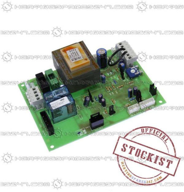 Ravenheat PCB 0904 LS80  0012CIR09005/1