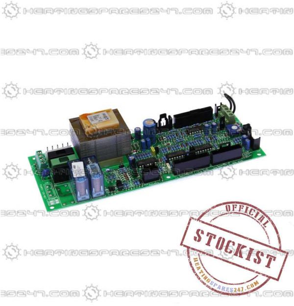 Ravenheat Printed Control Board RSF 0012CIR05005/0