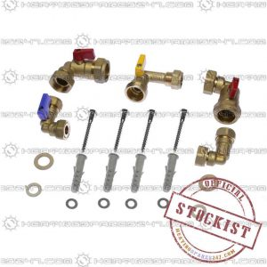 Ravenheat Valve Pack CSi120/150/780 Series 50001LS