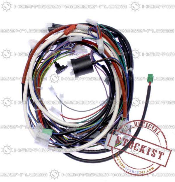 Ravenheat Wiring Harness RSF82/, 84ET / CSI 85  0012IMP08005/0