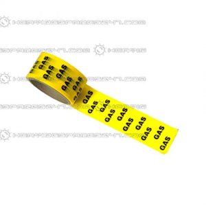 Regin Gas Tape REGA05