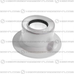 Remeha Flue Gas - Air Inlet Pipe NLA S62768