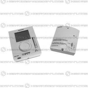 Siemens Programmable Room Thermostat Wireless RDJ100RF-SET