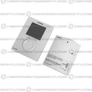 Siemens RF Digital Room Thermostat RDH10RF/SET-GB