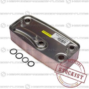 Sime DHW Heat Exchanger 6281535