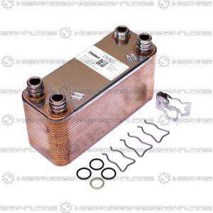 Vaillant DHW Heat Exchanger 065132
