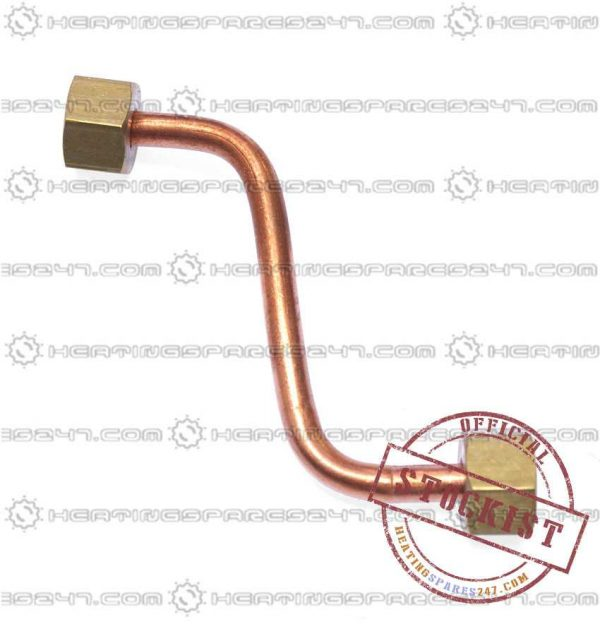 Vokera Air Bleeding Connection Pipe 20019766