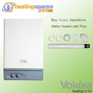 Vokera AquaNova Multipoint NG Gas Water Heater 126710