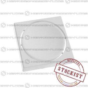 Vokera Clock Blanking Plate 8654