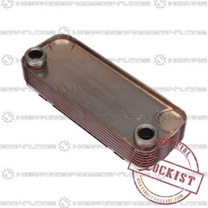 Worcester 280 Heat Exchanger - Plate 87161429020