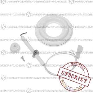 Worcester Flame Sense Electrode & Harness 87161203450